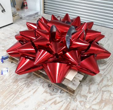 gallery/giant gift bow